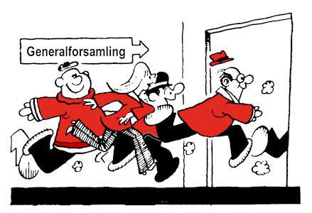 Klubben afholder ordinær generalforsamling den 27. februar 2019 kl. 19 på Halstedhus Efterskole.
