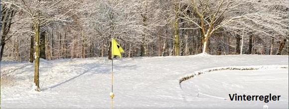 Banen nu er gjort vinterklar og der spilles efter vinterregler. Det betyder, at der fra den 18/11-2019 og frem til 1/4-2020 kan spilles til 150 i hverdage og 175 i weekend. Der gives ikke yderligere rabat på greenfee i den periode.